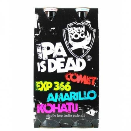 Pack Brewdog Ipa Is Dead