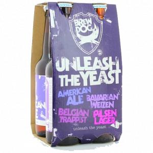 Pack Brewdog Unleash The Yeast