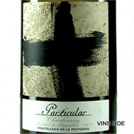 Particular Chard/moscatel 2018