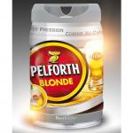 Pelforth Barrel de Blonde Compatible Beertender 5L