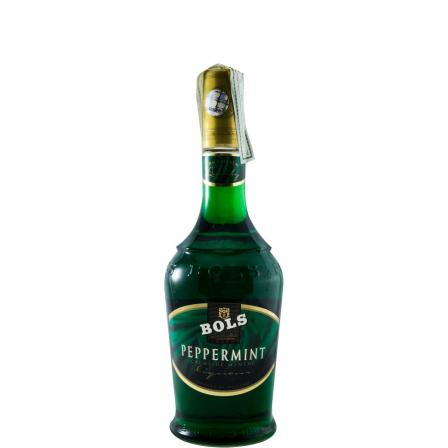 Peppermint Bols Old Fles