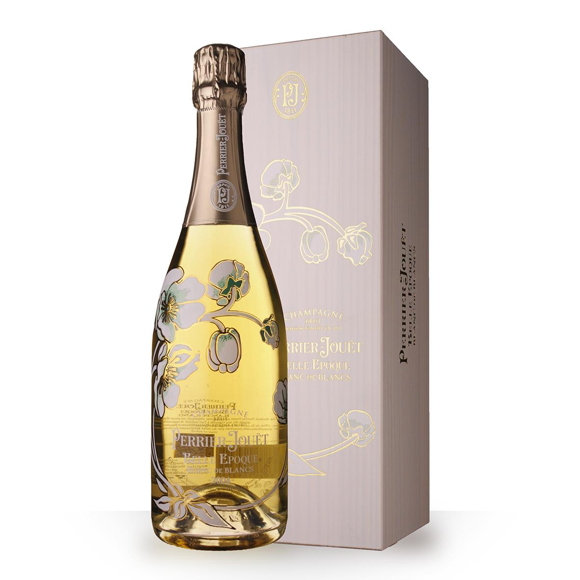 Buy perrier jou t belle epoque blanc de blancs 2004 in latvia for Belle jardin blanc de blancs