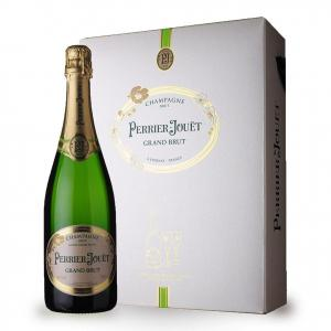 Perrier-Jouët Grand Brut Box 2 Flauti