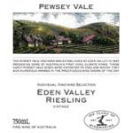 2009 Pewsey Vale Eden Valley Riesling