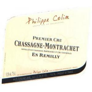 Philippe Colin Chassagne-Montrachet 1er Cru en Remilly 2016