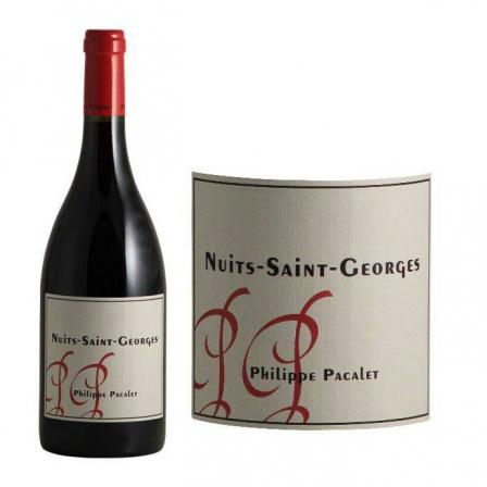 Philippe Pacalet Nuits Saint Georges 2015