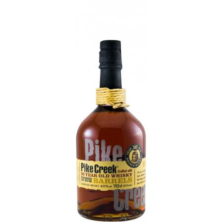 Pike Creek 10 Ans Rum Finish Old Double Barrel
