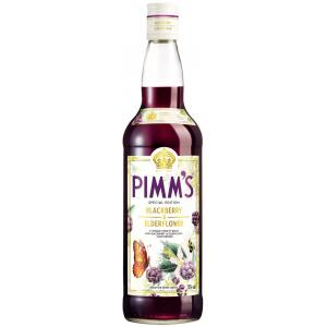 Pimm's Blackberry & Elderflower 1L