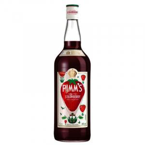 Pimm's Strawberry With a Hint Of Mint 1L