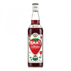 Pimm's Strawberry With a Hint Of Mint Liqueur