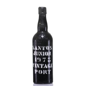 Pinto dos Santos Junior Old Bottling 1978
