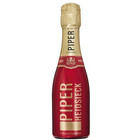 Piper Heidsieck Cuvée 0 2 Kleinflasche Baby Piper 200ml