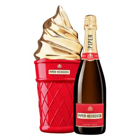 Piper-Heidsieck Cuvée Brut Ice Cream Limited Edition