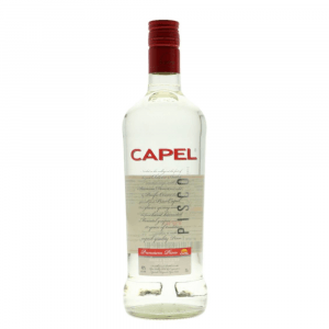 Pisco Capel Doble Destilado
