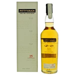 Pittyvaich 25 Ans Special Release 2015 1989