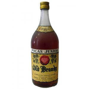 Poças Junior Old Brandy 1L