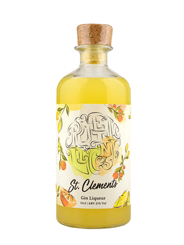 Poetic License >> Buy Poetic License St Clements Gin 50cl
