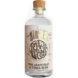 Poetic License The Rarities No.9 Pink Grapefruit and Tonka Bean Gin