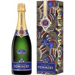 Pommery Brut Royal Case Wax
