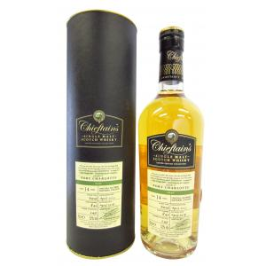 Port Charlotte Chieftains Single Cask 14 Year old 2003