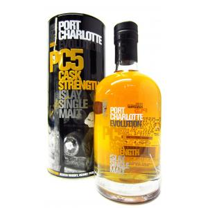 Port Charlotte Pc5 5 Year old 2001