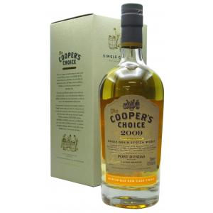 Port Dundas Cooper's Choice Single Cask 10 Year old 2009