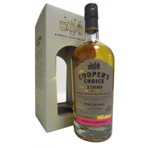 Port Dundas Coopers Choice Single Cask # 9448 17 Year old 1999
