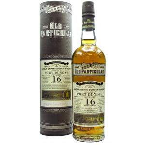 Port Dundas Old Particular Single Cask 16 Year old 2004