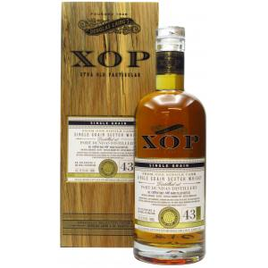 Port Dundas Xtra Old Particular Single Cask 43 Year old 1978