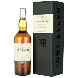 Port Ellen 32 Year Old 12Th Annual Release 1979