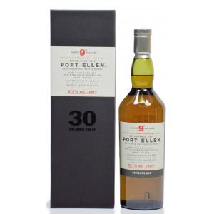 Port Ellen Silent 9Th Release 30 Years 1979