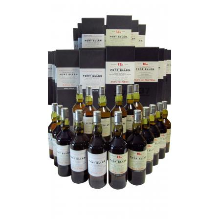 Port Ellen Silent Annual Releases Complete Set 1st To 17th Release