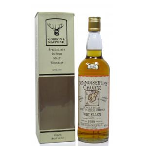 Port Ellen Silent Connoisseurs Choice 16 Years 1980