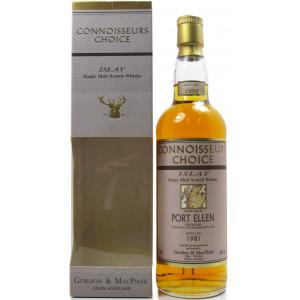 Port Ellen Silent Connoisseurs Choice 18 Years 1981