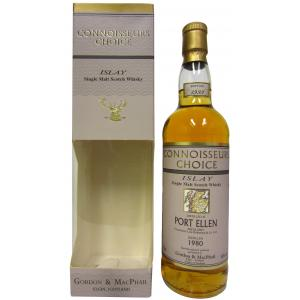Port Ellen Silent Connoisseurs Choice 19 Years 1980