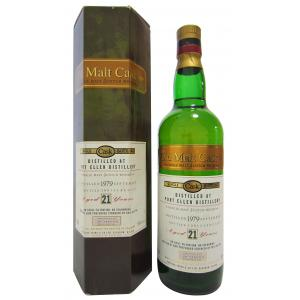 Port Ellen Silent Old Malt Cask 21 Years 1979