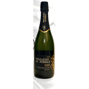 Privilegio de Romale Brut Nature Reserva 2006