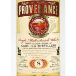 Provenance Caol Ila 8 Years