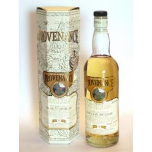 Provenance Macallan 14 Years