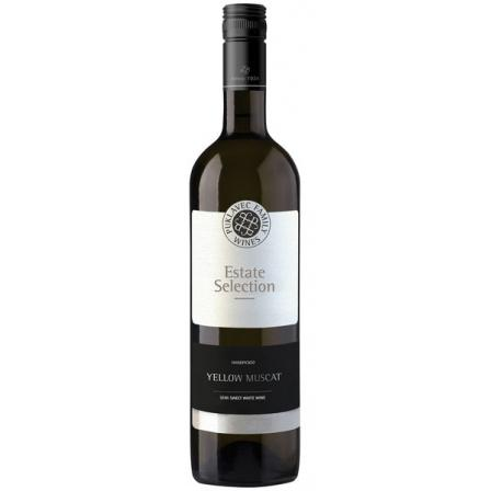 Puklavec Family Wines Estate Selection Yellow Muscat 2019
