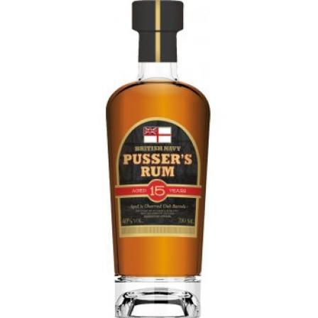 Pussers 15 Year old Rum