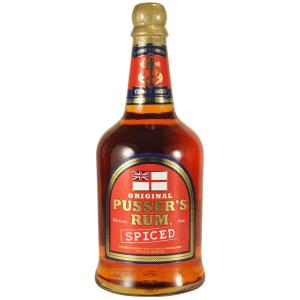 Pusser's Spiced Rum