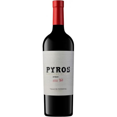 Pyros Barrel Selected Syrah 2015