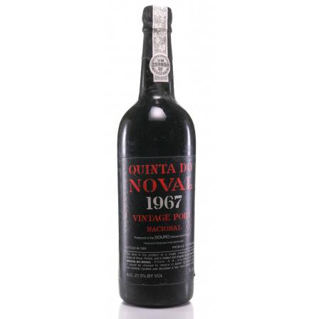 Quinta do Noval Nacional Old Bottling 1967