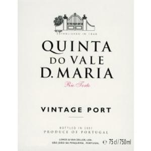 Quinta do Vale Dona Maria Vintage Port 2007