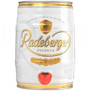 Radeberger Pils Barrel 5L