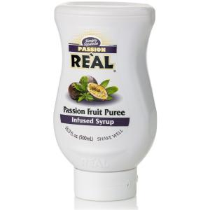 Real Passion Fruit