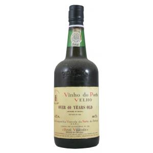 Real Vinicola 40 Years Yellow Label