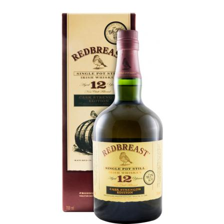 Redbreast 12 Ans Cask Strength Edition