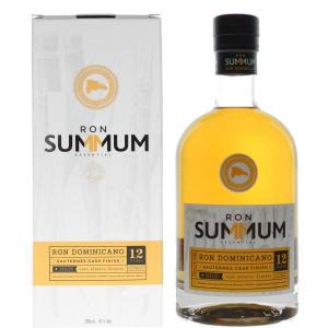 Rhum Summun Sauternes Cask Finish
